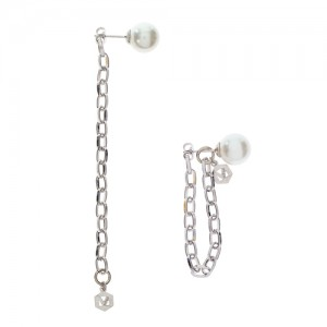 Off The Chain Single Earring 2