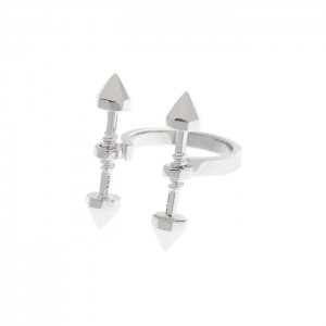 double arrow bolt ring