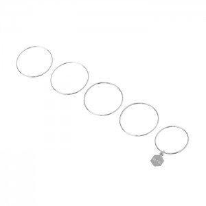 <b>이민정 착용</b><br>EVERYRING Slim / 5 SET