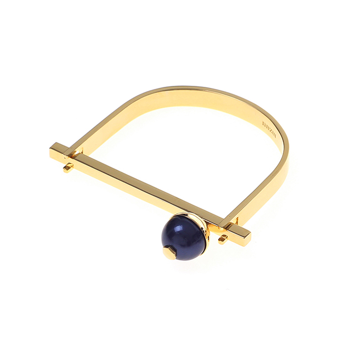 Full Moon meteor D bangle
