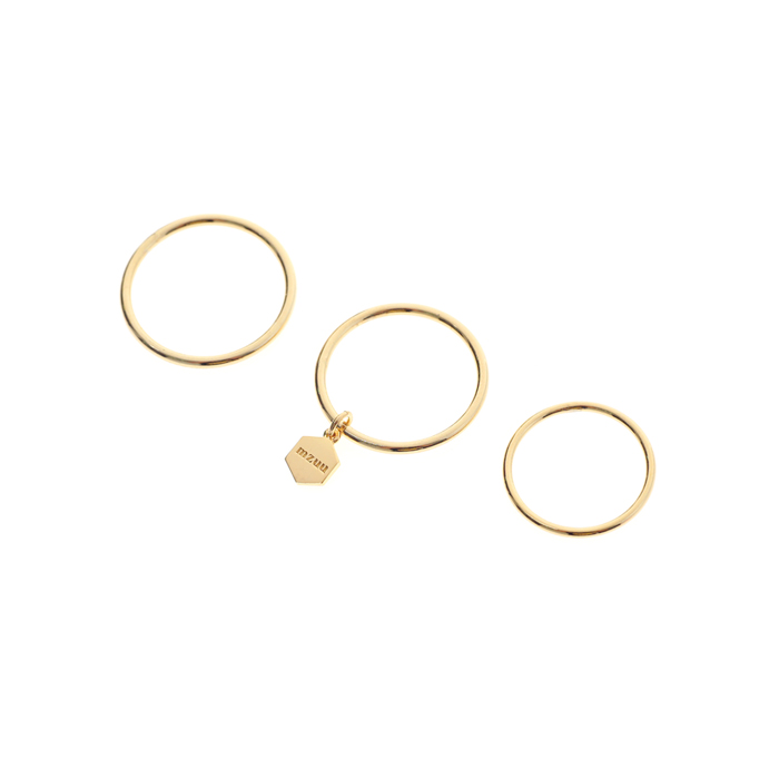 EVERYRING Bold / GOLD 3 SET