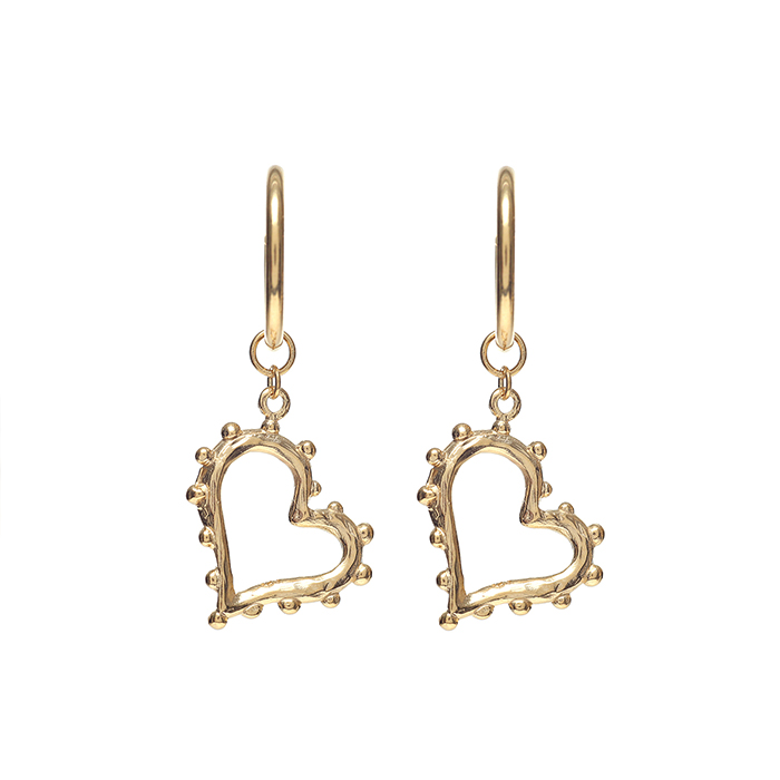 Lover Heart Earrings