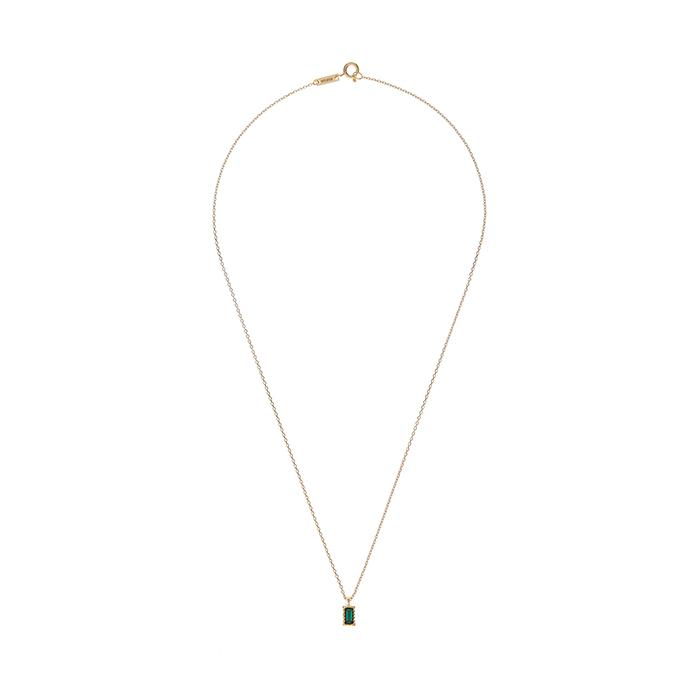 <b>'사랑의 온도' 서현진 목걸이</b><br>Lover Square Crystal Necklace