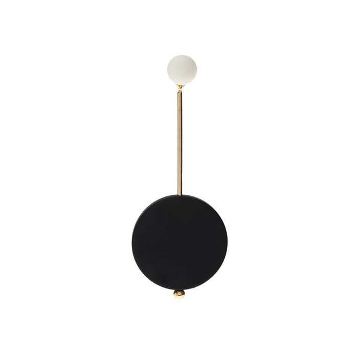 <b>박시연, 이현이 착용</b><br>Wonderland Ball and Circle Single Earring</br>주문폭주