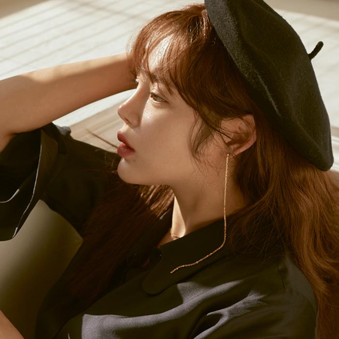 <b>효민, 고나은, 박시연 착용</b><br>Joli Long Single Earring