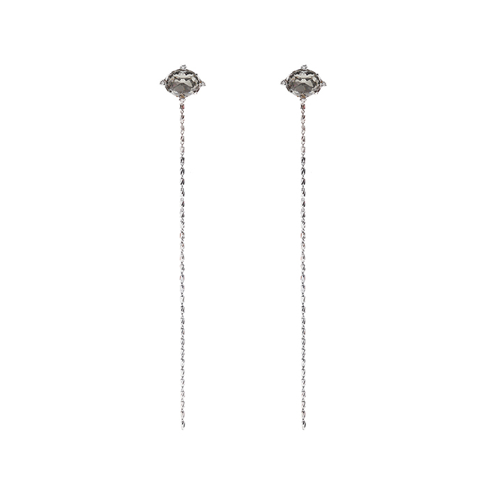 <b>보미 착용</b><br>Fantasia Crystal Drop Earrings
