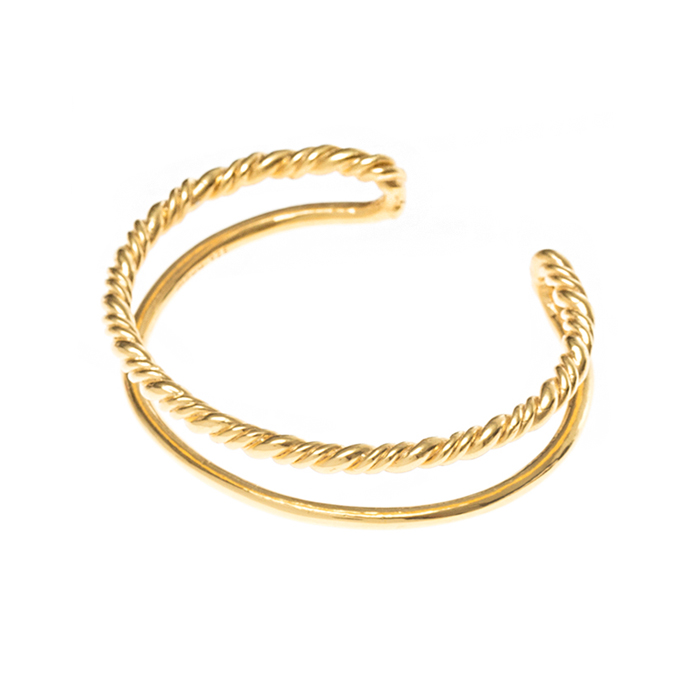 <b>박시연, 한지민 착용</b><br>Midnight Sun Double Rope Cuff