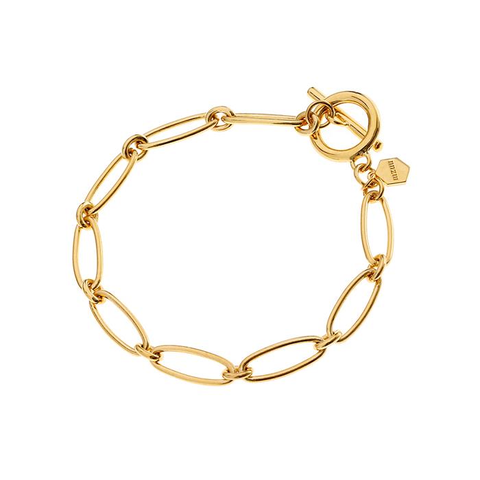 Flow Round Chain Bracelet